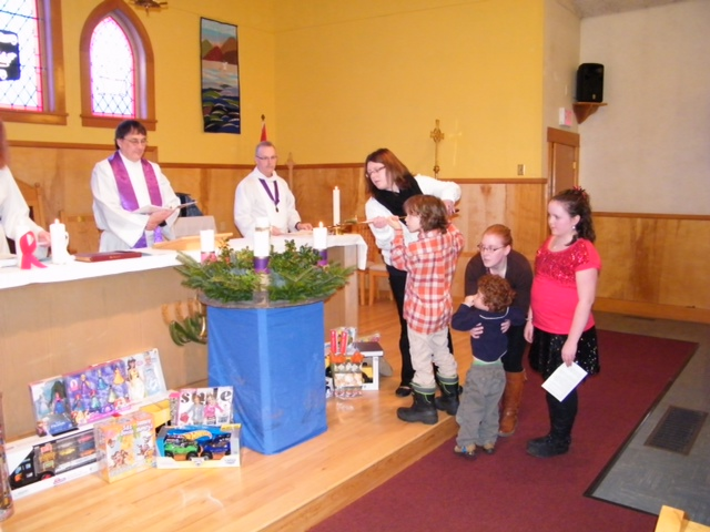 Advent 2014 at All Saints