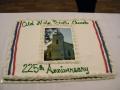 OHT 225th Anniversay Service