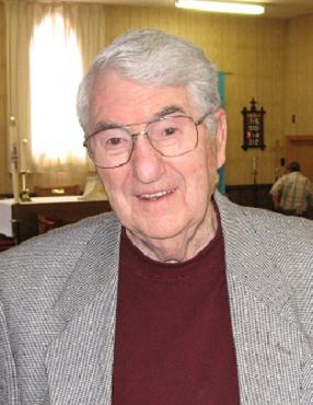 Rev. Canon Edward Vaughan