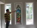 2011-06-22 Stained Glass Window
