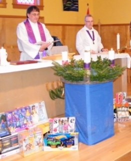 Advent 2014 at All Saints - Cropped for Website