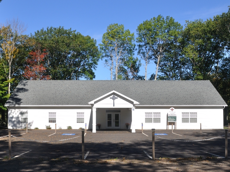 Holy Trinity Church, Middleton, NS