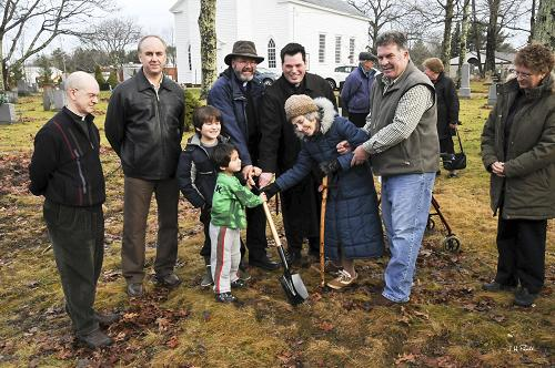 2010-12-14 HTC Ground Breaking Ceremony