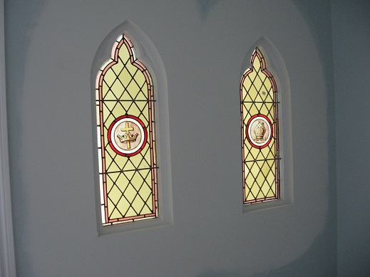 2011-07-01 Stained Glass Windows